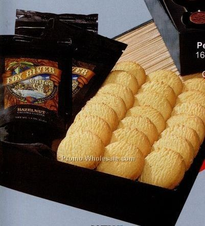 Large Studio Collection Box W/ Coffee & Shortbread