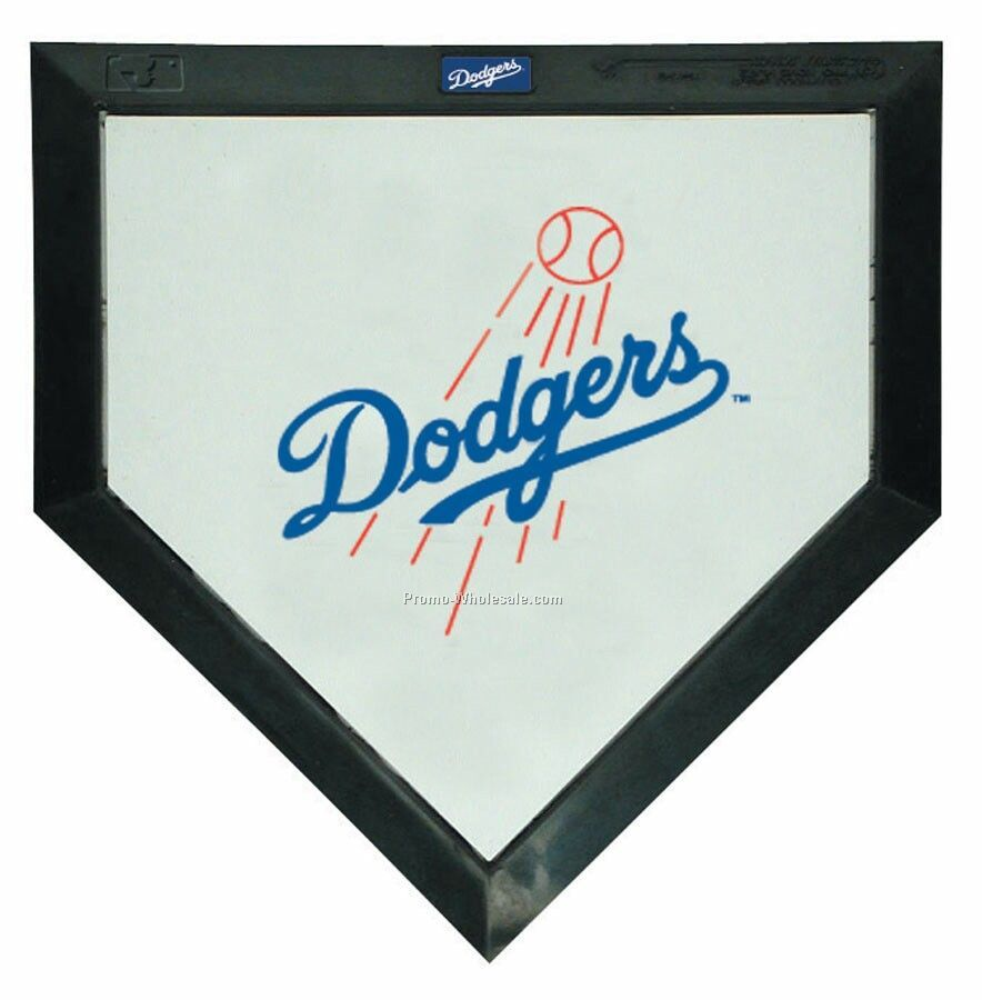 Licensed Authentic Baseball Homeplate (Mlb)