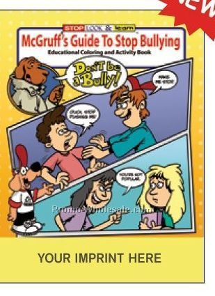 Mcgruff's Guide To Stop Bullying Fun Pack