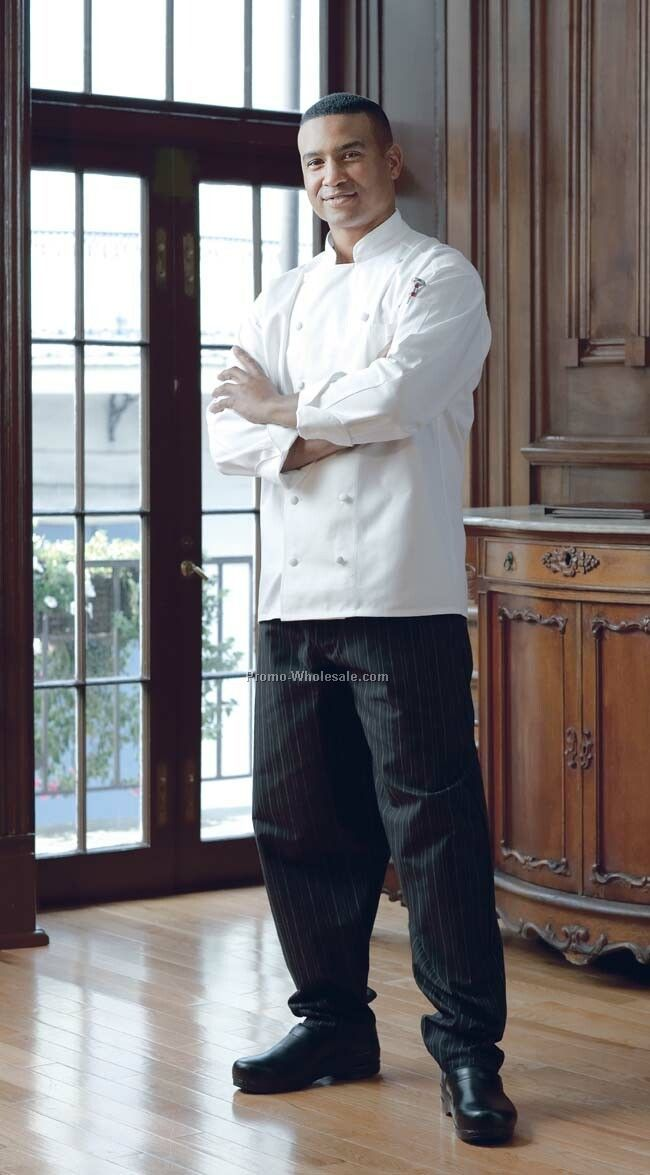 Palermo Chef Coat (Sx-6xl)