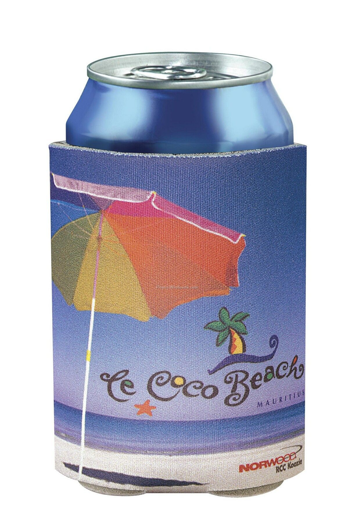 Rcc Koozie 4 Color Process Collapsible Koozie Can Kooler