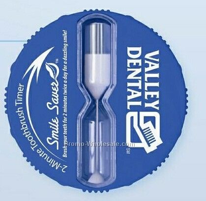 Smile Saver Hourglass Toothbrush Timer