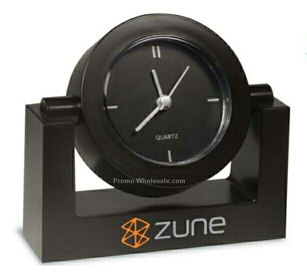 Swivel Quartz Analog Clock (1 Day Rush)