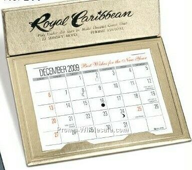 The Crown Desk Calendar