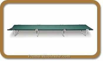 """voyager"" Compact Aluminum Cot"