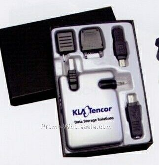 "2-1/2""x2"" USB Cell Phone Charger/ PDA Connector"
