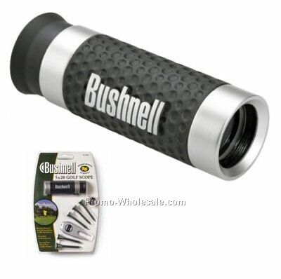 5x20 Bushnell Golf Scope 5x20 Golf Scope With Tees And Marker