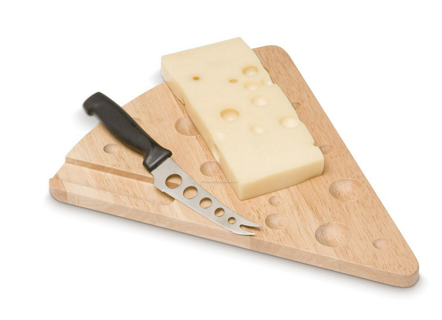 Cheese Board With Knife