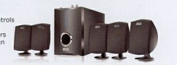 Coby 5.1-channel System (300w)