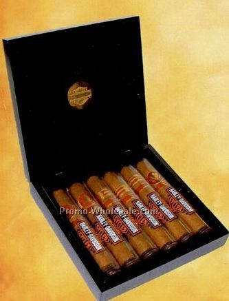 Entrees To Excellence - 6 Toro Cigar Gift Box