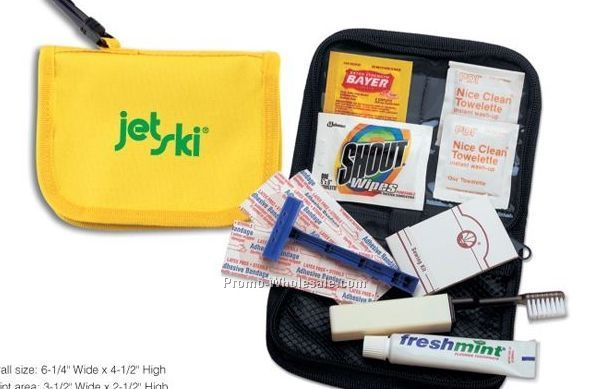 Jr. Deluxe Travel Kit