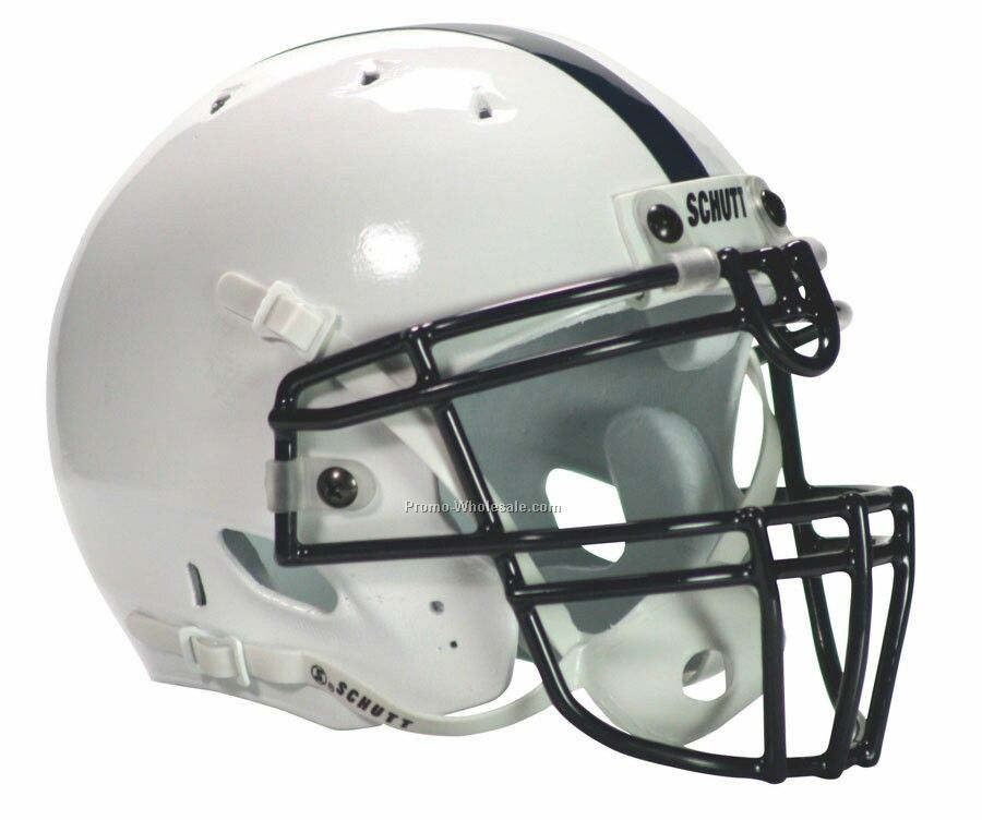 Licensed Dna Authentic Full Size Football Helmet (Afl, Ncaa)