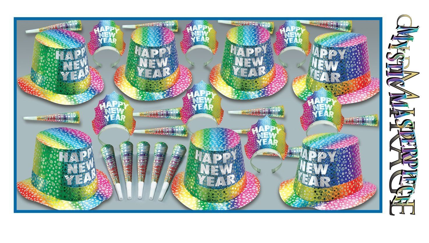 Mystic Masterpiece Lazer Etched Assortment For 20
