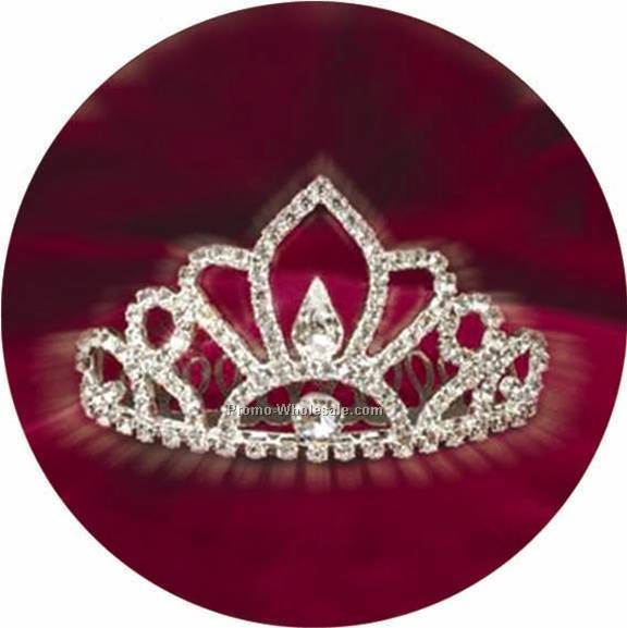 "Photo Mylar Insert - 2"" Tiara"