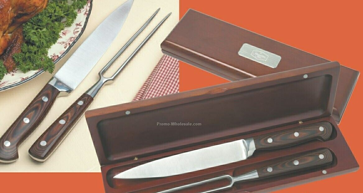 Premium Carving Set