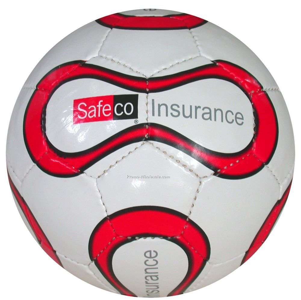 "Soccer Mini Ball, Promo 2-layer, 6"" Size, 32 Panel"