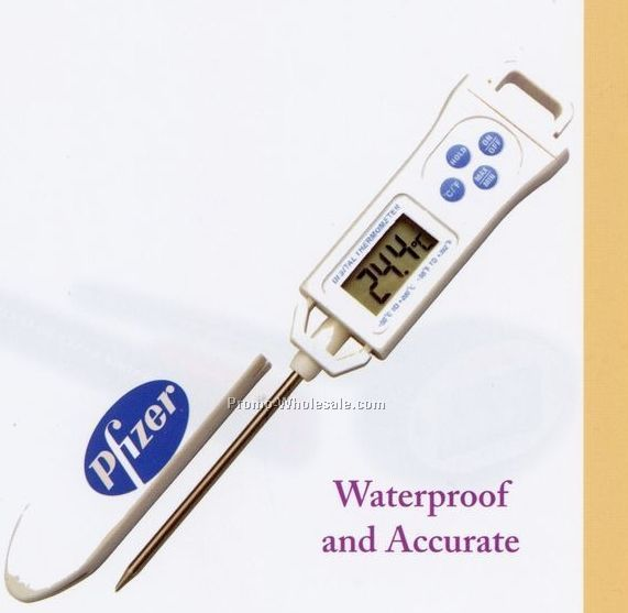 Supreme Waterproof Digital Thermometer