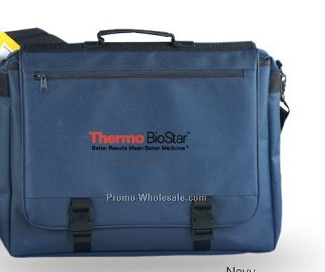 The Closer Deluxe Classic Briefcase (3 Day Service)