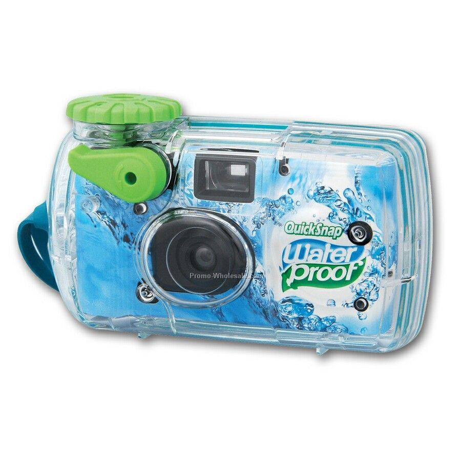 Underwater Disposable Camera