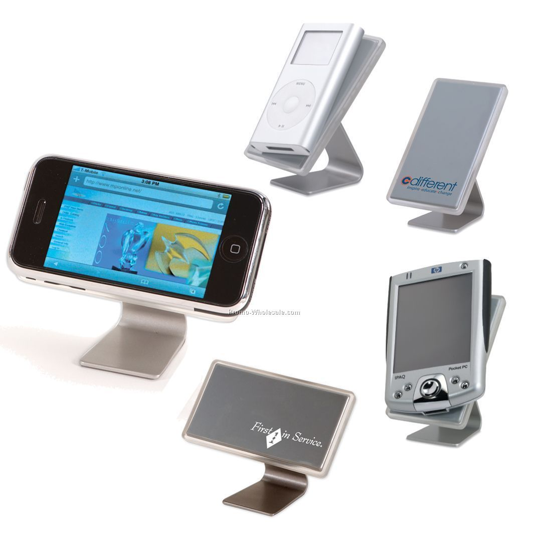"2-3/8""x4"" Cell Phone/ PDA/ I-pod Desktop Holder"