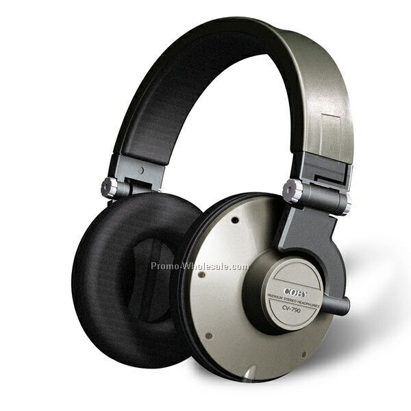 Coby Pro Studio Monitor Stereo Headphone