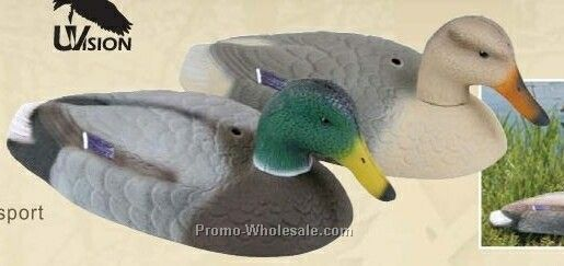 Magnum Size Foam Mallard Duck Decoy