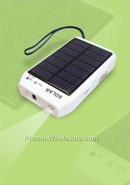 Multifunctional Solar Charger