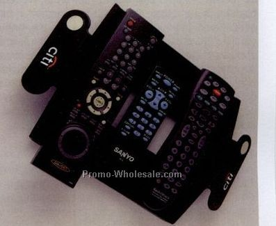 Remote Mate Holder For Remote Controls With Decal