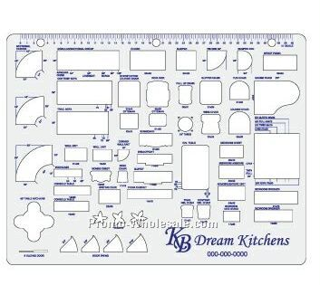 Stencils china wholesale stencils page2 for Furniture placement templates free