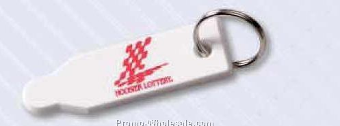 "Ticket Scratcher Key Ring 2-3/4""x3/4"""