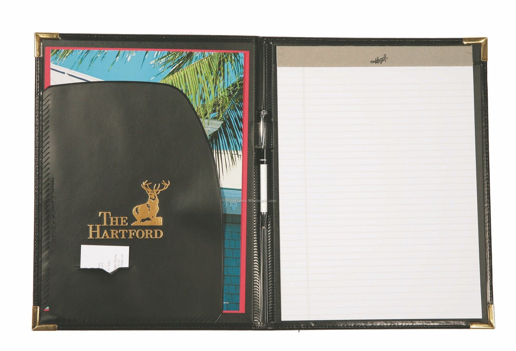 Traditions Letter-size Pad Holder