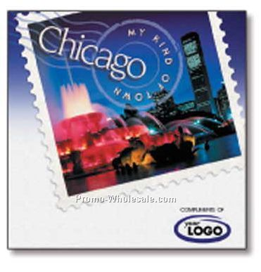 U.s. Destinations Chicago My Kind Of Town Compact Disc In Jewel Case