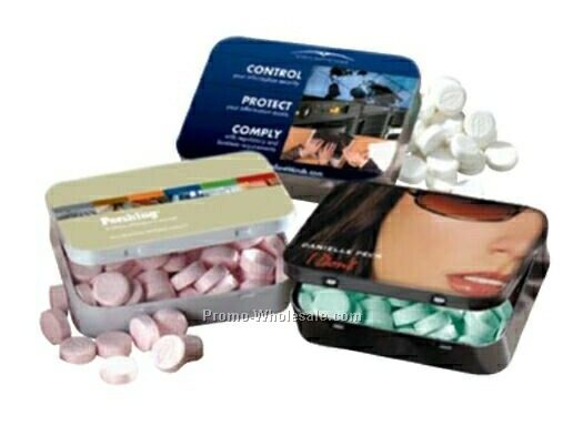 Everest Lozenge Box Filled With Super Mints (Standard Shipping)