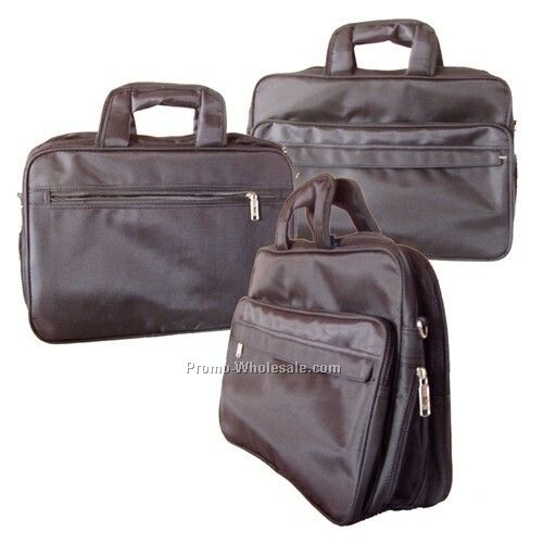 "Expandable Briefcase (14-1/2""x10-1/4""x5"")"