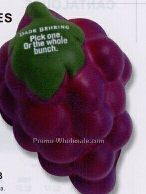Grapes Squeeze Toy