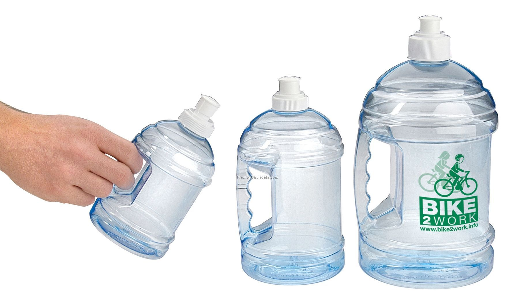 H20 Mini Jug (18 Oz.)
