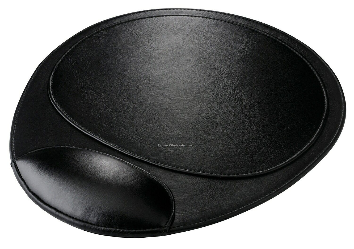 Leatherette Mouse Pad/ Wrist Rest