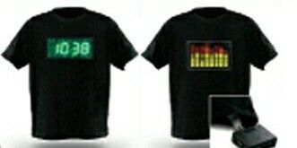Light Up T-shirts