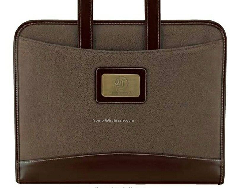 "Mercato Ring Binder Attache 14""x11-1/2""x2-3/4"""