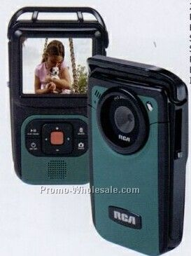 Rca Traveler Small Wonder Digital Camcorder