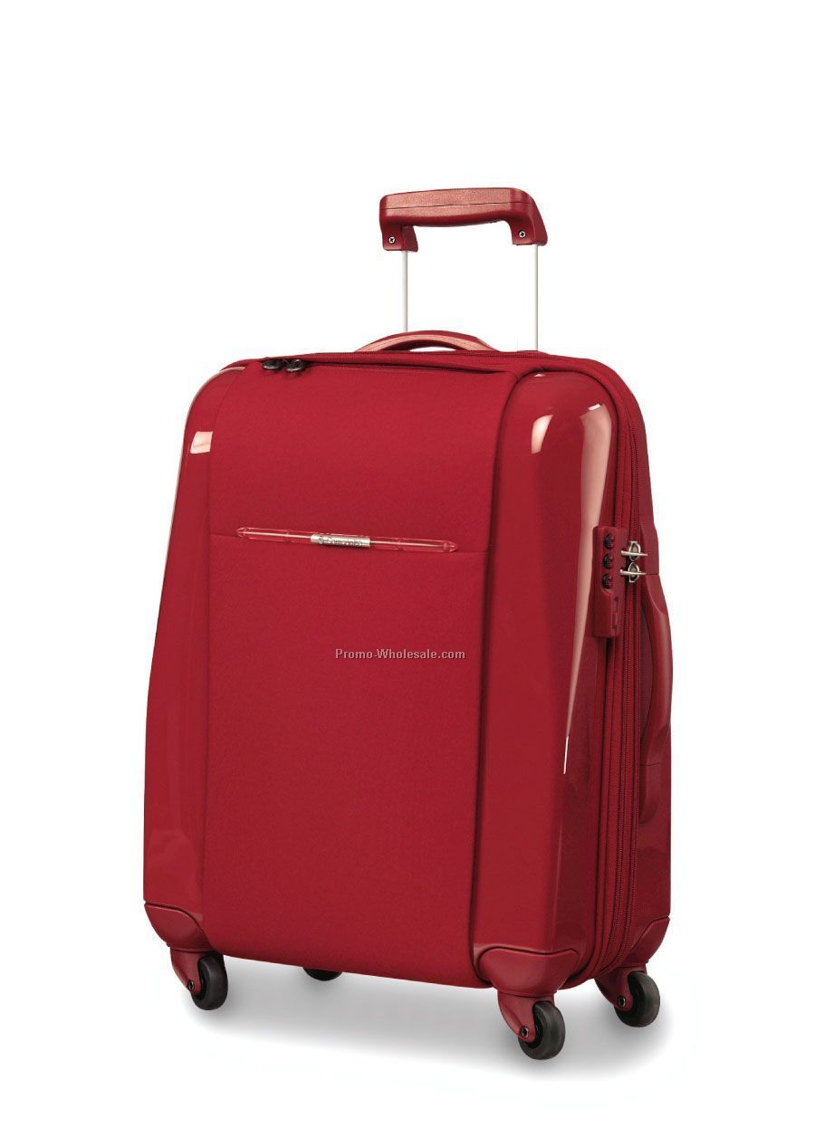 "Sahora Brights 24"" Spinner Upright Luggage"