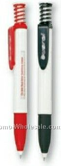 Spring Wrap Rotating Message Pen (Overseas Production Only)