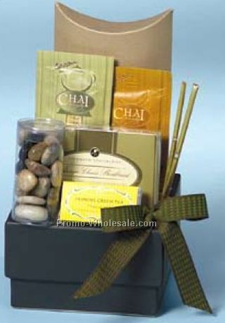 The Wisdom Of Tea Gift Basket