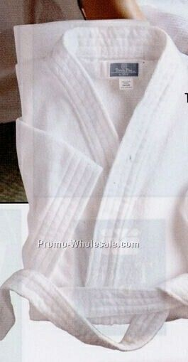 Towels Plus By Anvil Deluxe Bath Robe (1 Size) - Embroidery