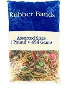 1 Lb. Rubber Bands