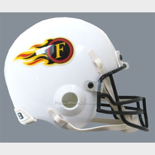 "5"" Mini Helmet With Chin Strap"
