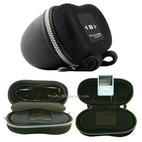 "8-1/4""x4-1/4""x3-1/2"" Mp3/Ipod Amplified Stereo Bike Speakers"