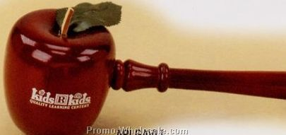 Apple Novelty Gavel W/ Handle
