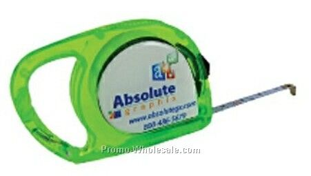 Carabiner Domed Tape Measure - On Sale