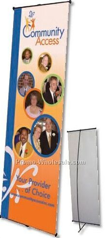 Exhibitor Series 600 Banner Display Kit